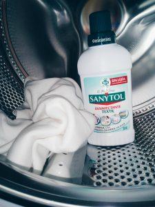 desinfectante textil sanytol