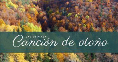 canción de otoño