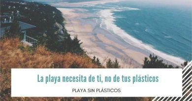 playas sin plásticos
