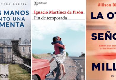 Últimas lecturas | Jorge Ortega, Martínez de Pisón y Allison M. Dickson