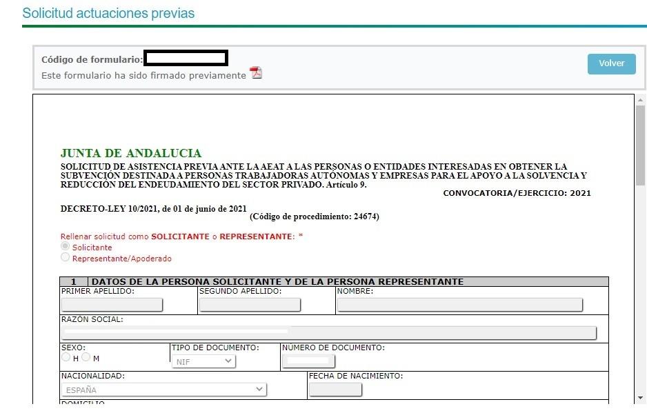 formulario ayuda